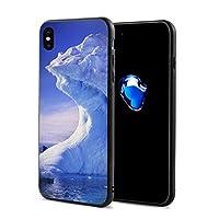 HXH_case カスタマイズ IPhone X ケース Case 耐衝撃 衝撃吸収 全面保護 脱着簡単 薄型 軽量 カバー Black