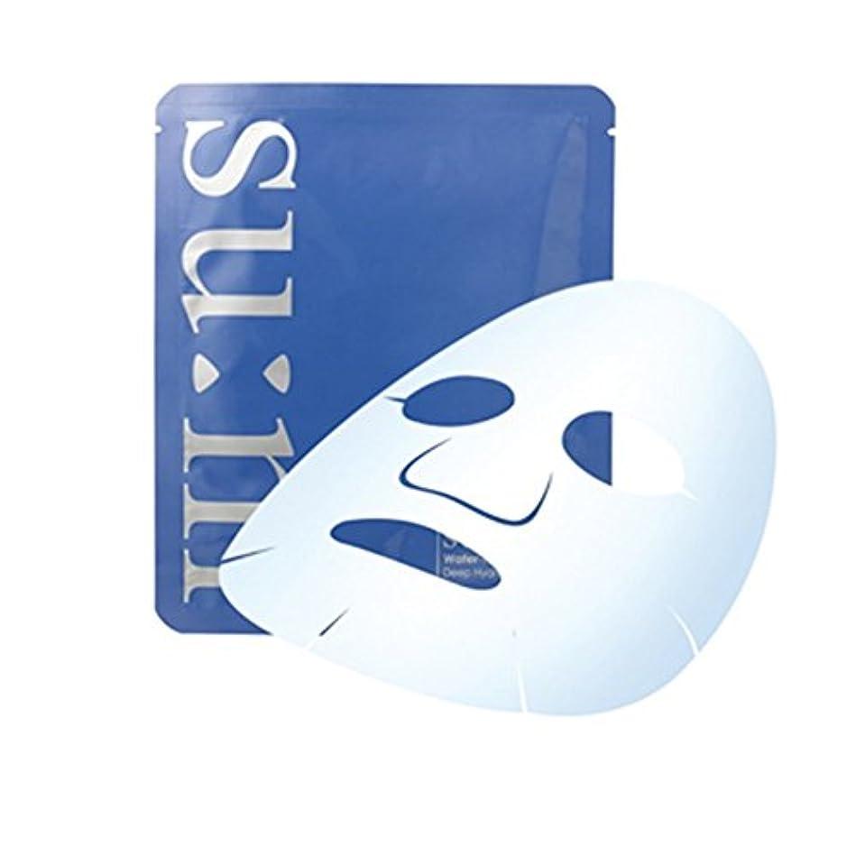 悪用水っぽい保険[su:m37/スム37°] SUM37 Water-full Deep Hydrating Gel Mask 27g*6(並行輸入品)