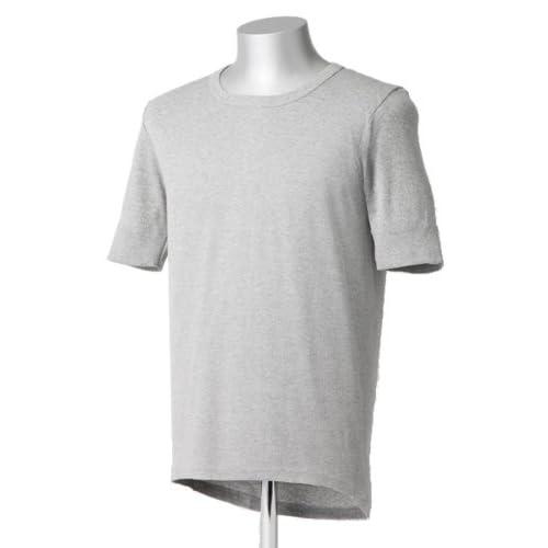 (フクスケ)fukuske JOCKEY ジョッキー リブTシャツ 863-0131 090 ブラック L