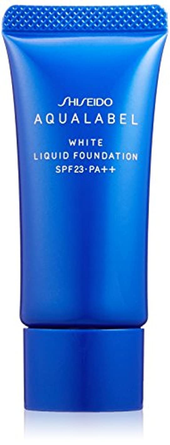 底間接的乳製品アクアレーベル 美白リキッド オークル20 (SPF23?PA++) 25g