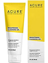 ACURE社 Facial Cleanser スーパーfruit + Chlorella 4オンス