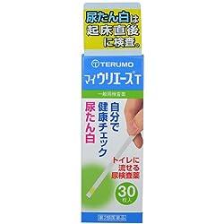 尿たん白試験紙 マイウリエースT 30枚