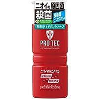 PRO TEC(プロテク) デオドラントソープ ポンプ 420mL [医薬部外品]