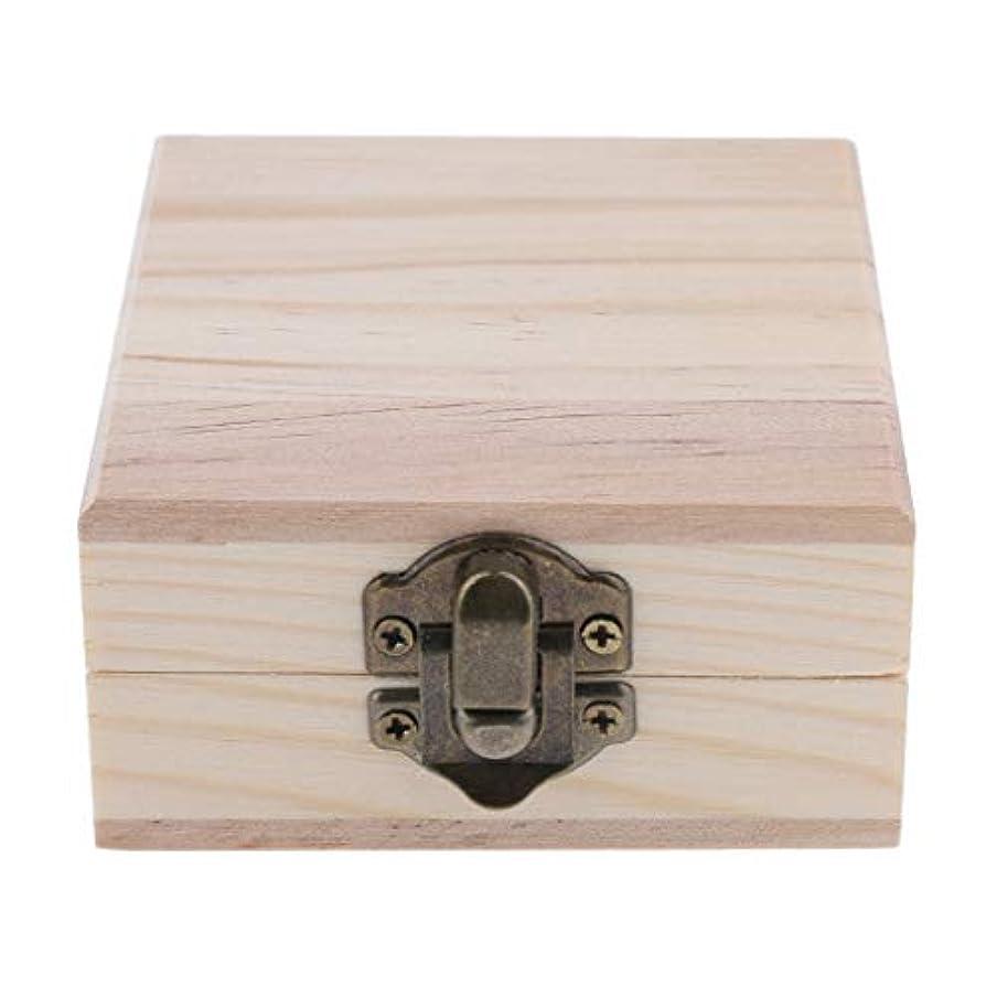 不明瞭ジェットはねかけるFLAMEER 天然木 精油ボックス 香水ケース エッセンシャルオイル 2本 収納ボックス 15ミリ