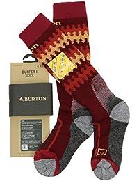 【アウトレット】 バートン BURTON S クリックポストで 靴下 SOCKS ソックス レッドマルチ [並行輸入品]