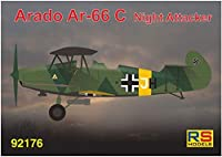RSモデル 1/72 アラド 66C 夜間攻撃機 92176 プラモデル