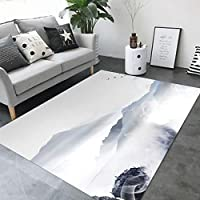 3D Carpet 120x160cm Carpet Livingroom Home Decor 3D Carpet Bedroom Sofa Coffee Table Rug Study Room Floor Mat Style 1