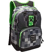 Minecraft Creeper Inside Backpack