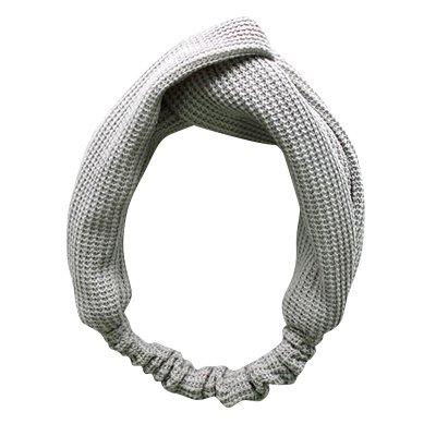 Hair band Ladies turban cross hair accessories 7 type plain check vintage velvet silk corduroy knit