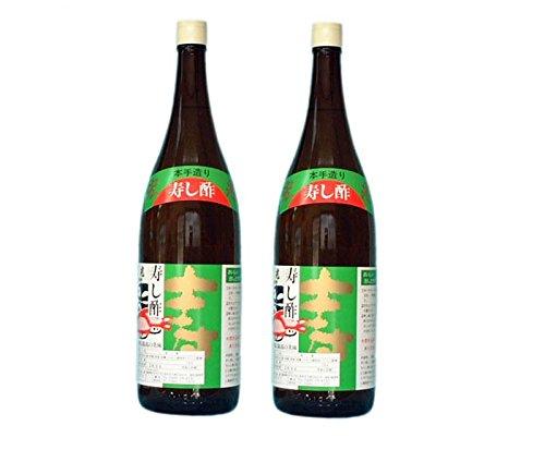 宏光食品 寿し酢1.8L【2本】 簡単に酢の物・ドレッシングが作れる(簡単レシピ付)