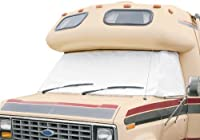 Classic Accessories 78684 OverDrive RV Windshield Cover White For Ford '92 - '03 [並行輸入品]