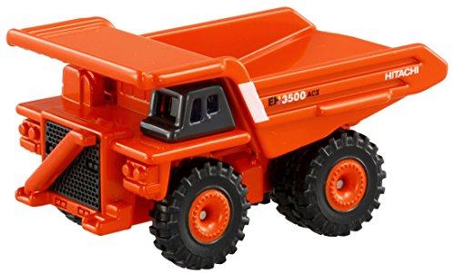 トミカ №102 日立建機 リジッドダンプトラック EH3500ACII (箱)