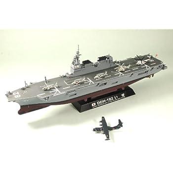 ピットロード 1/700 海上自衛隊 護衛艦 DDH-182 いせ 塗装済キット JP06