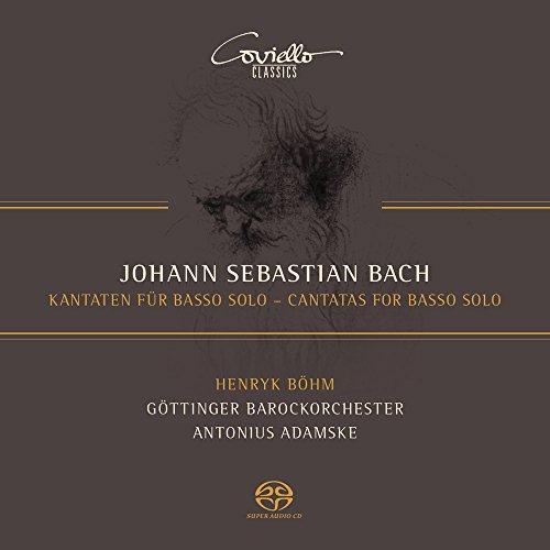 J.S. Bach: Cantatas for Basso Solo