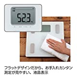 オムロン 体重・体組成計 カラダスキャン ホワイト HBF-214-W 画像