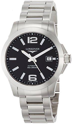 [ロンジン]LONGINES 腕時計 コンクエスト 自動巻き...