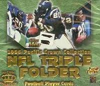 1995Pacific Triple Fold Tradingカードボックス
