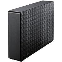 Seagate HDD 外付けハードディスク 3TB USB3.0 テレビ録画対応 かんたん接続ガイド付モデル ブラック SGD-NX030UBK