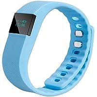 Lookatool ®スマート手首バンドスリープスポーツフィットネス活動トラッカー歩数計ブレスレット腕時計