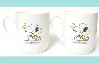 スヌーピー×サーティーワン オリジナル ペアマグカップ SNOOPY ピーナッツ 31