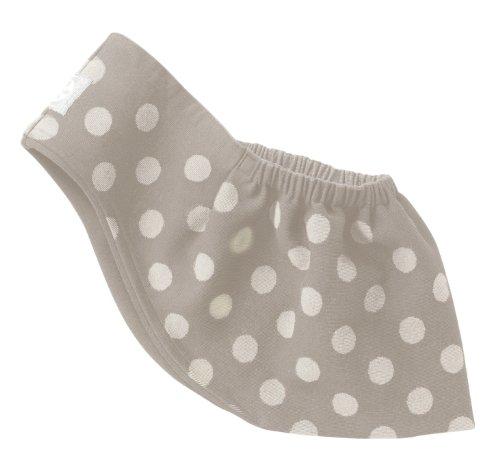 カドルミー 日本製ベビースリング ニットで抱っこ 新生児寝かしつけ Mサイズ ドットグレー リバーシブル