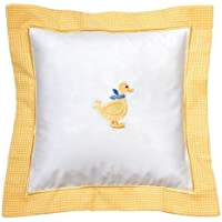 Jacaranda Living Baby Pillow Yellow Duck 【joybaby】 [並行輸入品]