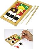 木製お弁当パズル (木製玩具)