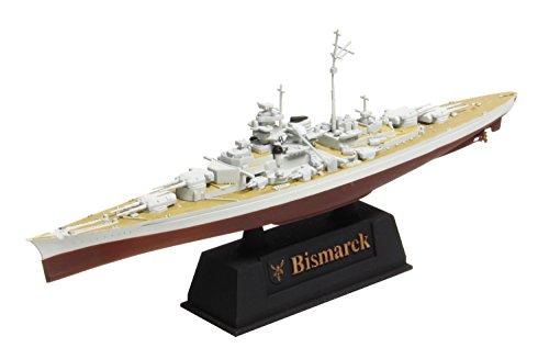 FP9001 1/2000 WW.II ドイツ海軍 戦艦ビスマルク プラスチックモデルキット