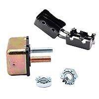 F Fityle 遮断器 保護用 自動調整 オーディオ用 約12V 約50A 全7サイズ - 40A