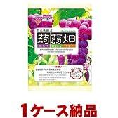 【ご注意!1ケース納品です】 マンナンライフ蒟蒻畑ぶどう味25g×12個×12袋入り(1ケース)
