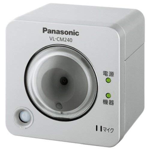 パナソニック センサーカメラ VL-CM240