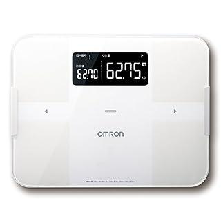 オムロン 体重体組成計 OMRON connect対応 HBF-256T-W