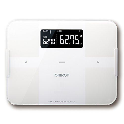 オムロン 体重体組成計 OMRON connect対応 HBF...