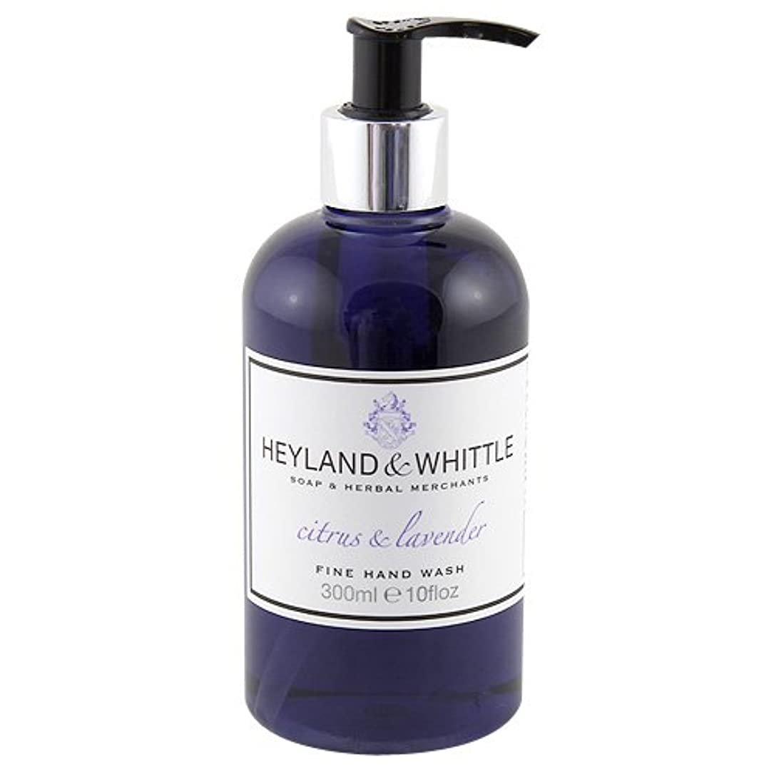 実行可能一般オセアニアHeyland and Whittle Citrus and Lavender Handwash