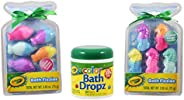 Bath Coloring Set with Dropz and Fizzies