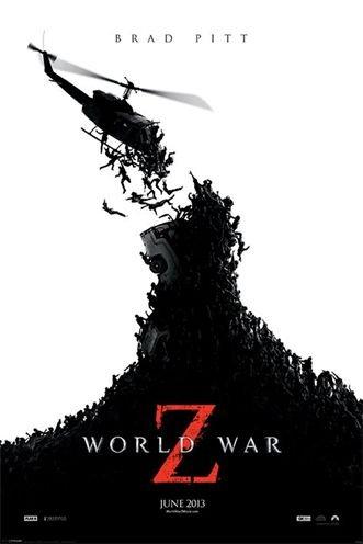 ワールド・ウォー・Z ポスター WORLD WAR Z (TEASER)(130417)
