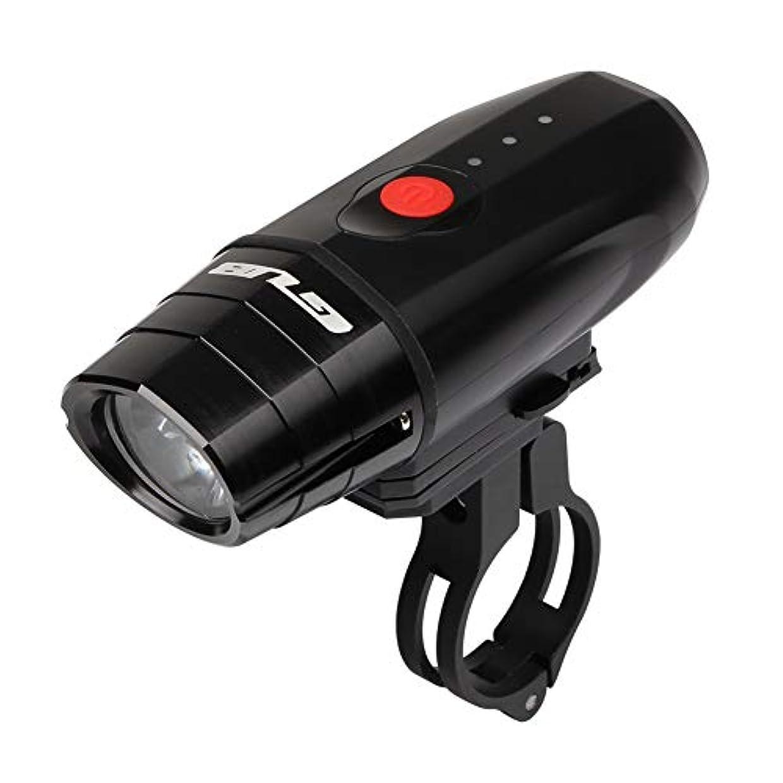 一族最終補償Lemonda 自転車ヘッドライト 360度ロータリー USB充電式 高輝度 3段階点灯モード 自転車用ヘッドライト 2000mah 自転車ライト IP65防水 ポーツ?アウトドア 自転車?サイクリング 用 ライト 防水防災フロント用