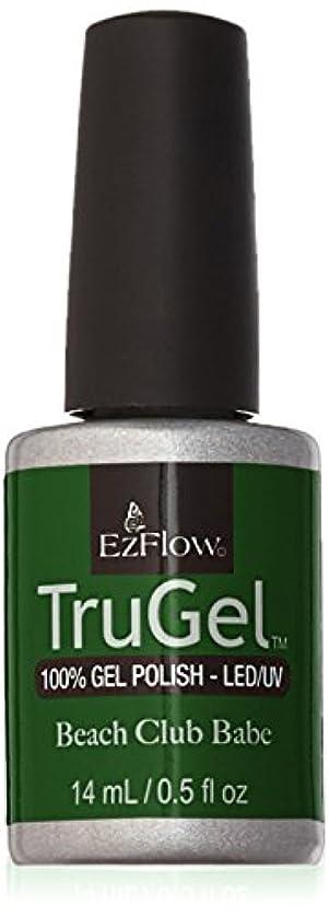 EzFlow トゥルージェル カラージェル EZ-42456 アイドリームオブグリーニー 14ml