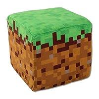 Minecraft (マインクラフト)草ブロック クッション