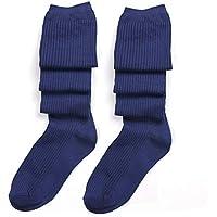 Women Girls Over The Knee Socks Leg Warmer Stockings Boot Thigh High Long Socks