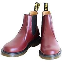 [ドクターマーチン] スムース レザー サイドゴア ブーツ