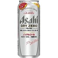 アサヒ ドライゼロ ノンアルコール 500mlx48本(2ケース)