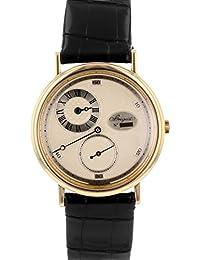 [ブレゲ] BREGUET 腕時計 3690BA クラシック レギュレーター K18YGイエローゴールド/ブラックレザー【中古品】 [並行輸入品]
