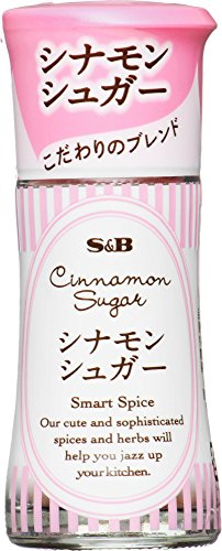 エスビー シナモンシュガー 瓶14.5g