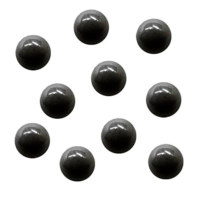 容器レイアウト学士サンシャインベビー ジェルネイル ジュエリーボール ブラック5mm 10P