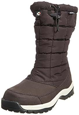 [スノーキャラバン] ブーツ SHC_8S レディース 190(ブラック) S