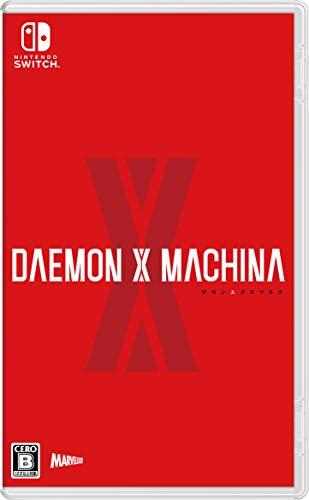 DAEMON X MACHINA(デモンエクスマキナ)-Switch (【先着購入特典】「プロトタイプアーセナル」「プロトタイプスーツ」ダウンロード番号 同梱)