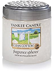 Yankee Candle Company 1237520 クリーンコットンフレグランススフィア