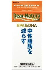 アサヒフードアンドヘルスケア ディアナチュラゴールド EPA&DHA 30日分 180粒×10個