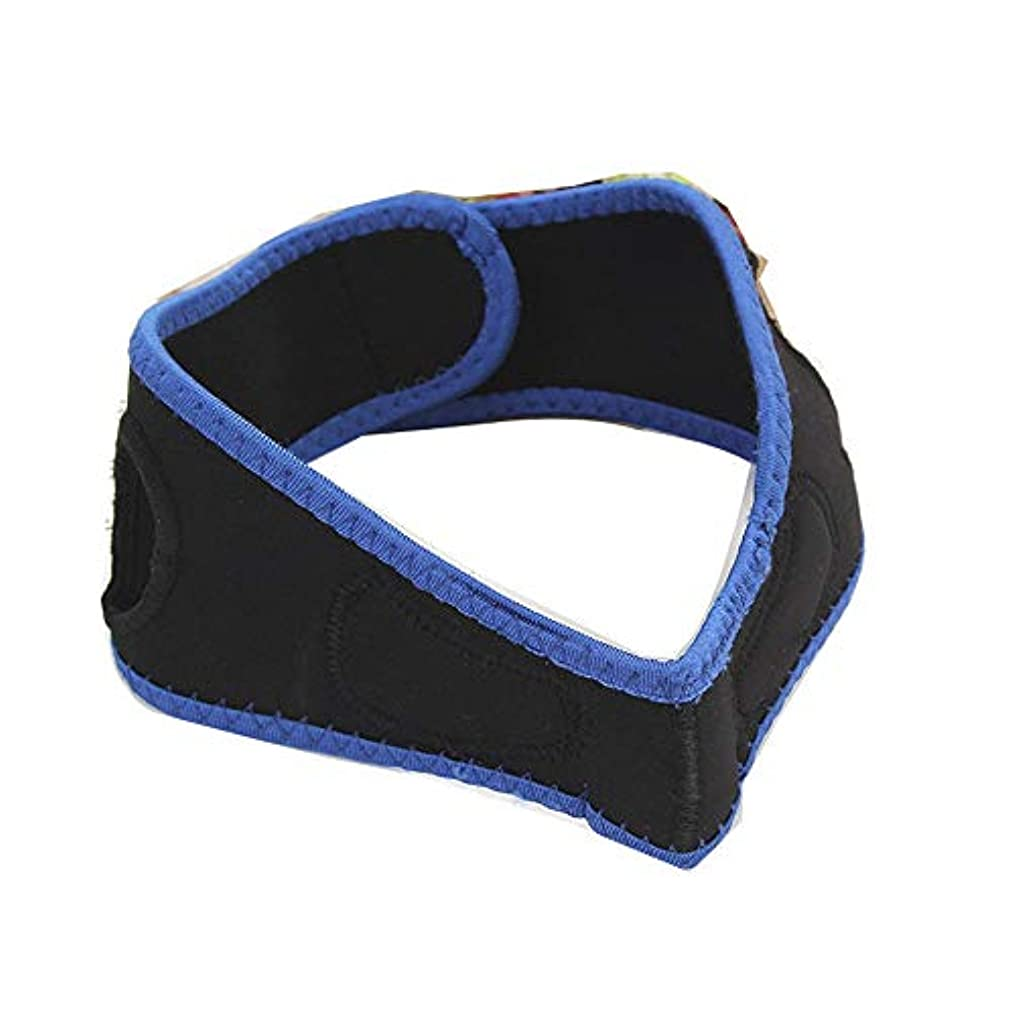 福祉根絶する運営男性と女性の顔を持ち上げるベルト、睡眠薄い顔ベルト/リフティング引き締め顔の整形マスク/顔包帯/顔を持ち上げるアーティファクト